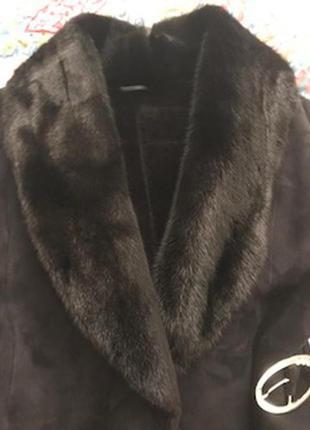 Пальто-дубленка Dolce&Gabbana