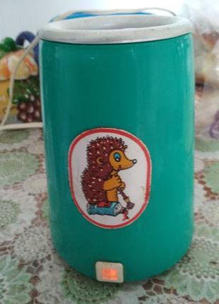 Подогреватель бутылок СССР Эпдэ