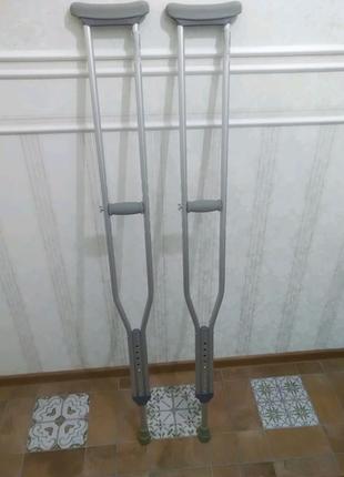 Костыли алюминиевые