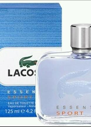 Мужская туалетная вода Lacoste Essential Sport (125 мл )