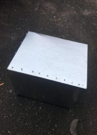 корпус оцинковка для аккумулятора Li-ion LiFeP04