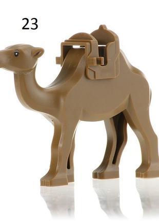 Фигурки животных Верблюд Duplo animal Дупло лего Lego