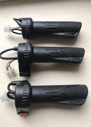 Ручка газа на электррвелосипед электросамокат электроскутер