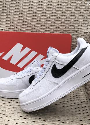 Зимние кроссовки на меху Nike air force