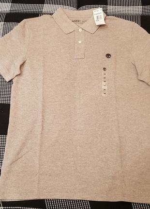 Рубашка поло Timberland. Оригинал.