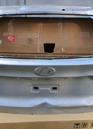Дверь задка (крышка багажника) Hyundai Santa FE 2020 б/у