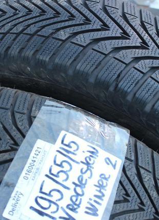 195-55\60-R15 зимняя резина шины VREDESTEIN WINTER GERMANY