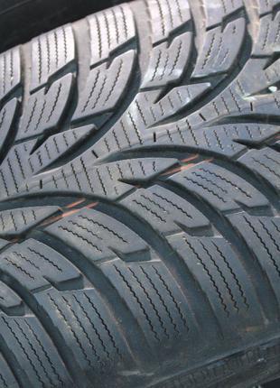 215-65-R16 зимняя резина шины 2 штуки NOKIAN WR GERMANY