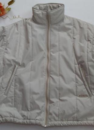 Мужская куртка oxbow большого размера размер 58-60
