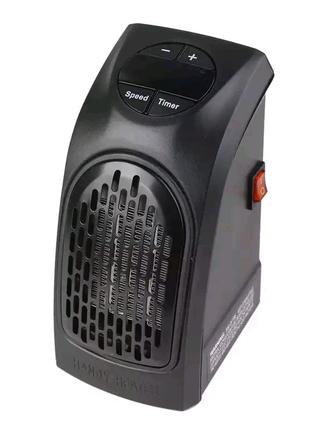 Мини тепловентилятор дуйчик с термостатом