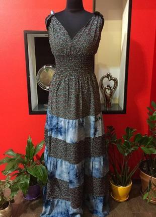 Распродажа! продам летний сарафан, платье. новое!