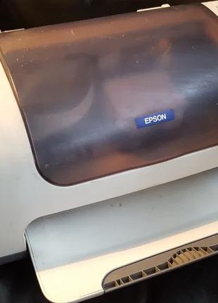 Принтер струйный Epson stylus C60