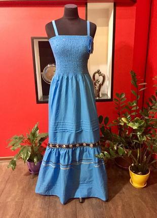 Распродажа! продам летний сарафан, платье! новый!