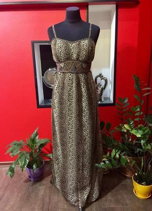 Мега-распродажа! продам длинное нарядное платье, сарафан! новое!