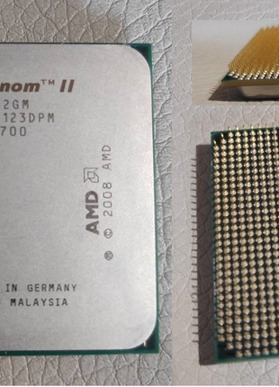 Процессор AMD Phenom II X4 840 4x3.2 GHz +охлаждение