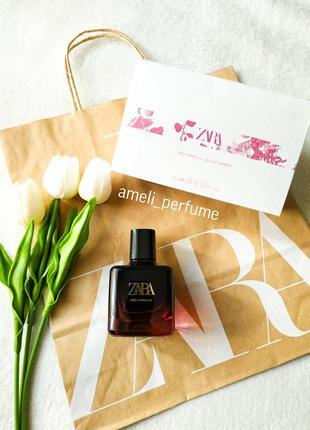 Zara red vanilla (edt 100 ml) (оригінальні парфуми, духи, туал...