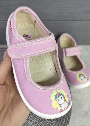 Детские тапочки для сада / детские тапочки / тапочки для девочки