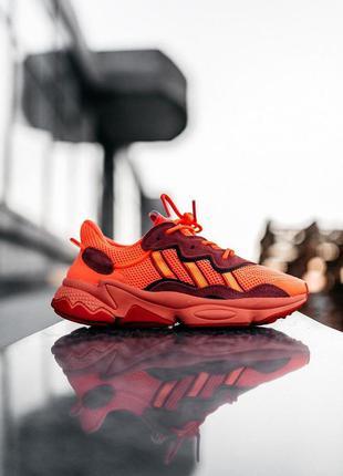 Adidas ozweego orange арт 1124