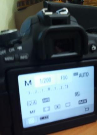 Canon 760D body (идеал)
