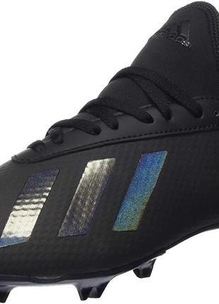 Бутсы jr x 18.3 fg adidas 37,5