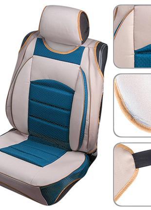 Авточехлы чехлы майки на сидения универсальные  с подголовниками