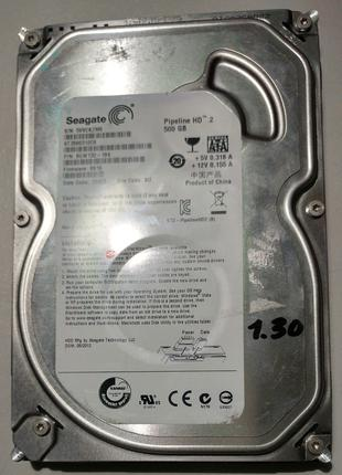 Жесткий диск 3.5 Seagate Pipeline HD.2 500Гб #2