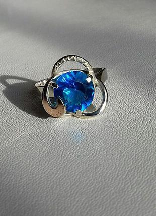 18 размер,  кольцо серебро