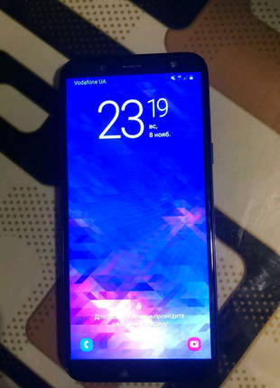 Продам Samsung Galaxy A6 32GB Blue