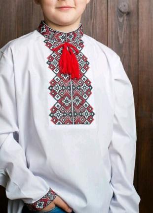 Вишиванки, сорочка