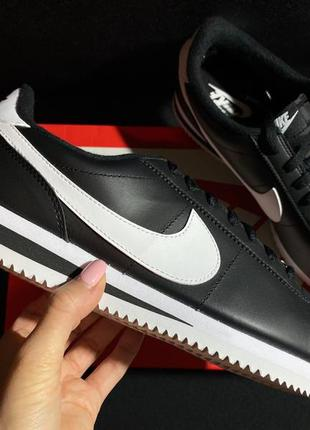 Кроссовки nike cortez basic leather оригинал