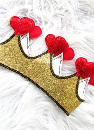 Карнавальный костюм корона