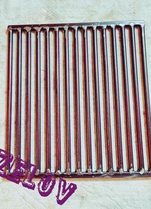 Стальная решетка гриль для барбекю, мангала ЛЮБОЙ размер