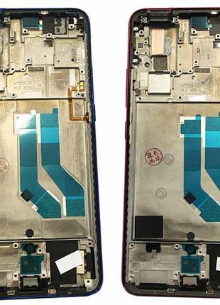 Оригинальный AMOLED дисплей в рамке для Vivo V15 Pro