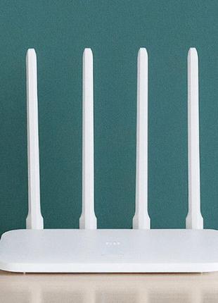 Маршрутизатор Xiaomi Mi WiFi Router 4C роутер dvb4209cn