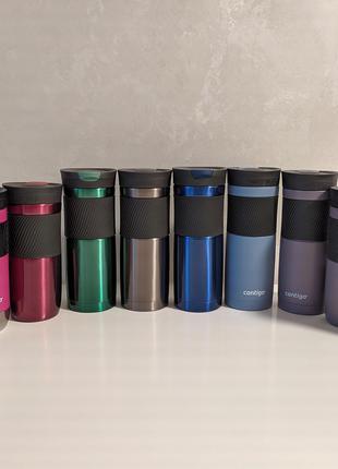 Contigo SnapSeal Byron термокружка,термос, чашка, 20 oz 590 мл