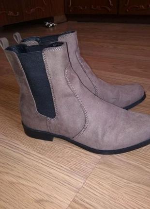 Полусапоги, ботинки Челси H&M
