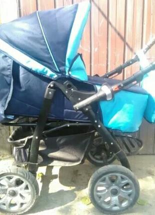 Б/у коляска