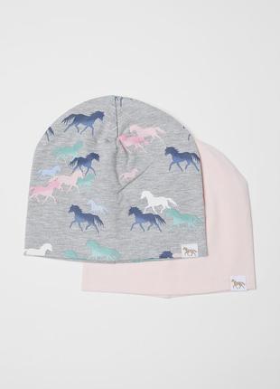 Детская шапка (комплект)