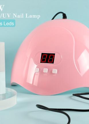 Лампа для маникюра uv/ led 18 светодиодов