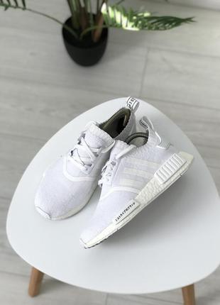 Кроссовки adidas nmd r1 japan triple white original
