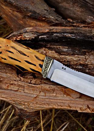 """Нож ручной работы """"Викинг"""" сталь N690"""