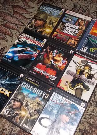 Игра диск Sony Playstation 2 PS2 пс2 game гра ps 2