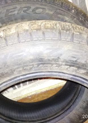 Шины зимние Pirelli Ice Zero FR 175/65 R14 82T
