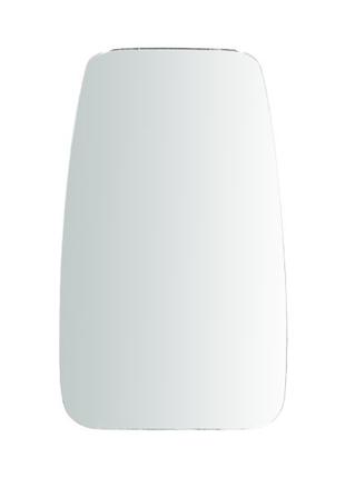 Стекло бокового зеркала (356x170мм) MERCEDES ACTROS, ATEGO