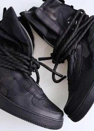 Кроссовки nike air force 1 special field high