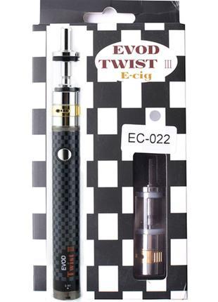 Электронная сигарета EVOD Twist III 3 Aerotank M16 Micro USB