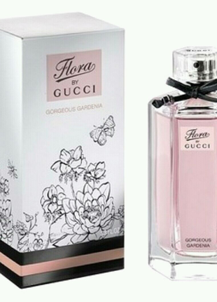 Туалетная вода Flora by Gucci Gorgeous Gardenia Gucci  100 ml