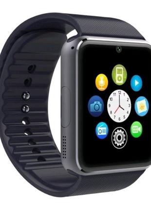 Смарт-часы Smart Watch UWatch GT08 Black