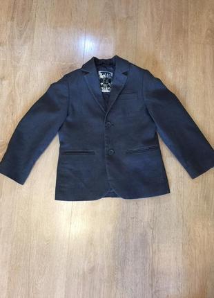 Стильный школьный пиджак h&m