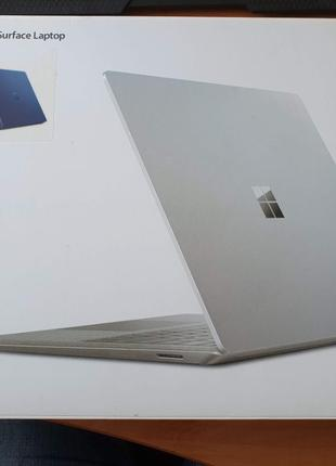 Microsoft Surface Laptop Intel Core i5 256GB (8GB RAM) Cobalt ...